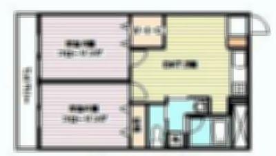 【民泊(airbnb)許可物件】江戸川橋駅 徒歩4分 2DK