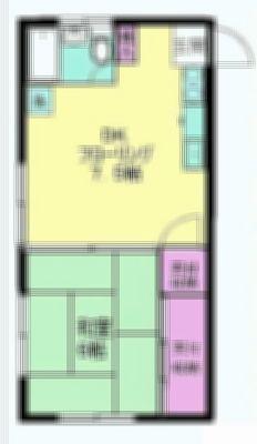 airbnb可能物件 東新宿駅