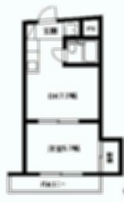 池袋駅 徒歩10分の1DK! 1棟ワンオーナーの民泊許可物件です!