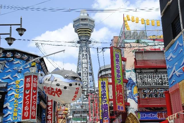大阪ミナミの民泊物件は家賃が1年で1.5倍に?!日経MJより