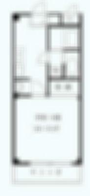 南行徳 約17平米1R 【民泊 物件】民泊(airbnb)可能物件 南行徳駅 物件情報!