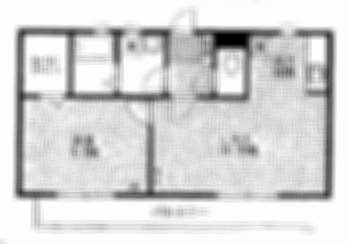 新宿から1駅、駅徒歩3分!1LDK約41平米!【民泊 物件】民泊(airbnb)可能物件 笹塚駅 物件情報