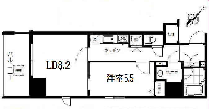 新築マンションの最上階!3路線3駅利用可